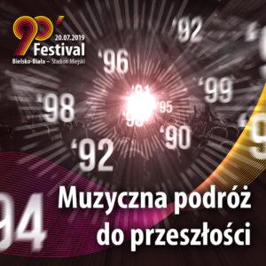 90' Festival - muzyczna podróż do przeszłości