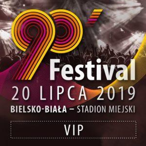 Bilet VIP