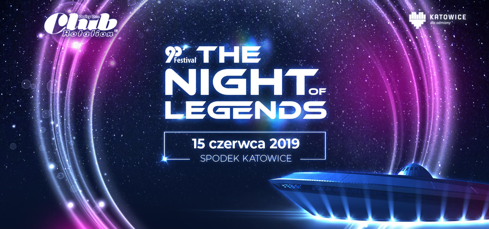 90' Festival The Night of Legends