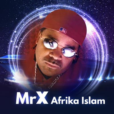 mr X - Afrika Islam